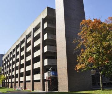 Carleton University – Multi-level above ground parking garage restoration