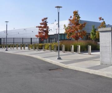 Ottawa Support Centre  – Carbon fiber reinforcement