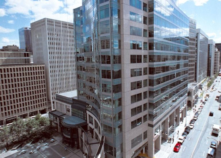 World Exchange Plaza Multi Year Underground Parking